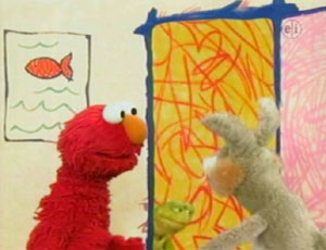 Elmo's World: Fast and Slow
