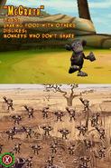 Madagascar - Escape 2 Africa Monkey Collection 35