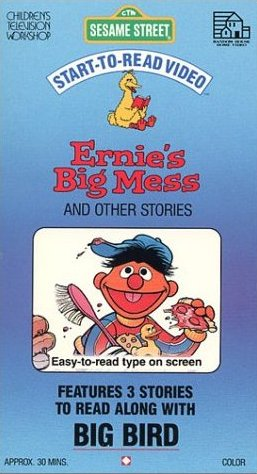 Ernie's Big Mess and Other Stories