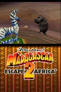 Madagascar Escape 2 Africa DS 121