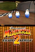Madagascar Escape 2 Africa DS 205