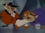 Chip 'n Dale Rescue Rangers Double 'O Chipmunk Sound Ideas, THUD, CARTOON - DULL THUD, SINGLE, RUN 02