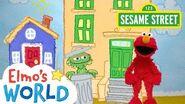 Sesame Street Homes Elmo's World