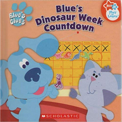 Blue's Dinosaur Week Countdown/Gallery