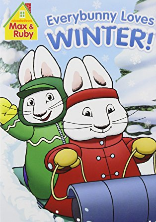 Everybunny Loves Winter 2010 DVD