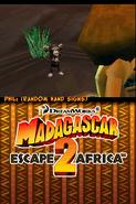 Madagascar Escape 2 Africa DS 239