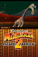 Madagascar Escape 2 Africa DS 155