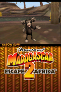 Madagascar Escape 2 Africa DS 248