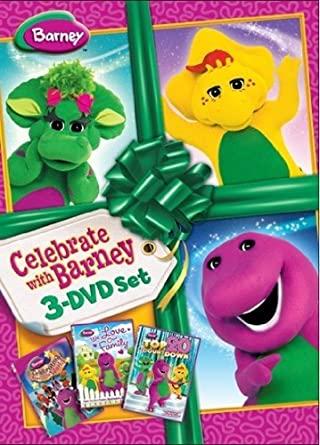 Barney: Celebrate with Barney!