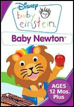 Baby Newton World Of Shapes 2004-2007 DVD/Gallery