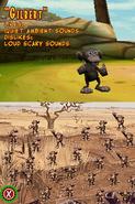 Madagascar - Escape 2 Africa DS Monkeys 24