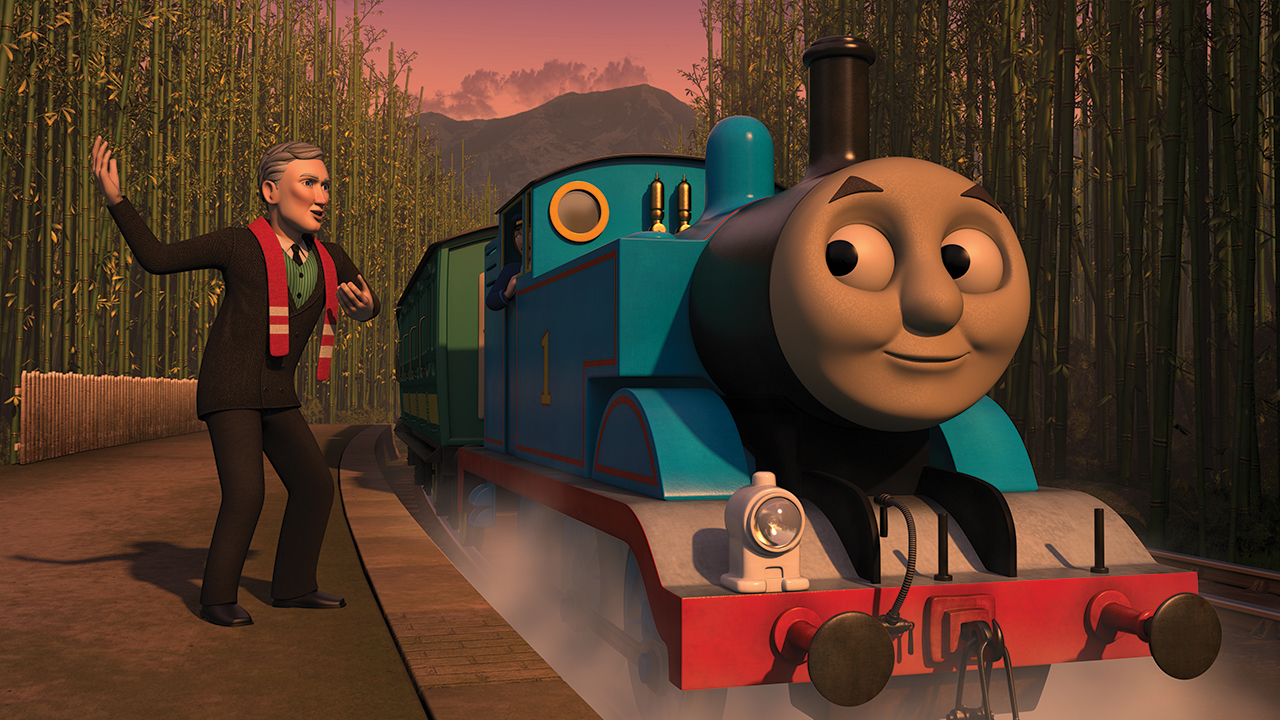 Thomas in the Wild