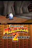 Madagascar Escape 2 Africa DS 201