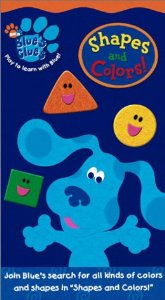 Blue's Clues - Shapes and Colors (2003) (Videos)
