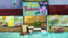 """Fish Hooks """"Fish Taco"""" Sound Ideas ZIP, CARTOON - BIG WHISTLE ZING OUT"""