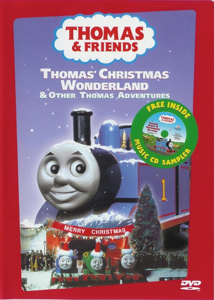 Thomas' Christmas Wonderland and Other Thomas Adventures