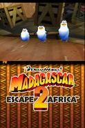 Madagascar Escape 2 Africa DS 207