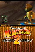 Madagascar Escape 2 Africa DS 256