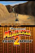 Madagascar Escape 2 Africa DS 50