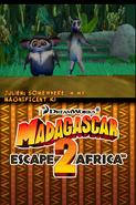 Madagascar Escape 2 Africa DS 80