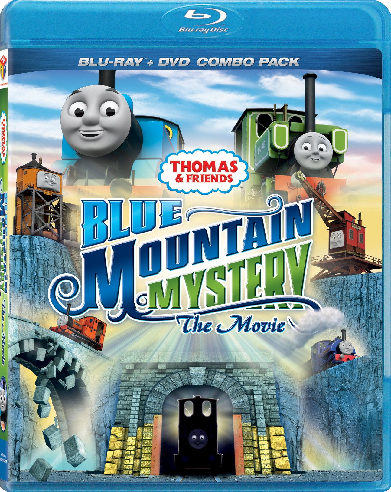 Blue Mountain Mystery/Gallery