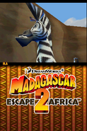 Madagascar Escape 2 Africa DS 92