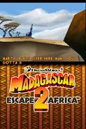 Madagascar Escape 2 Africa DS 59
