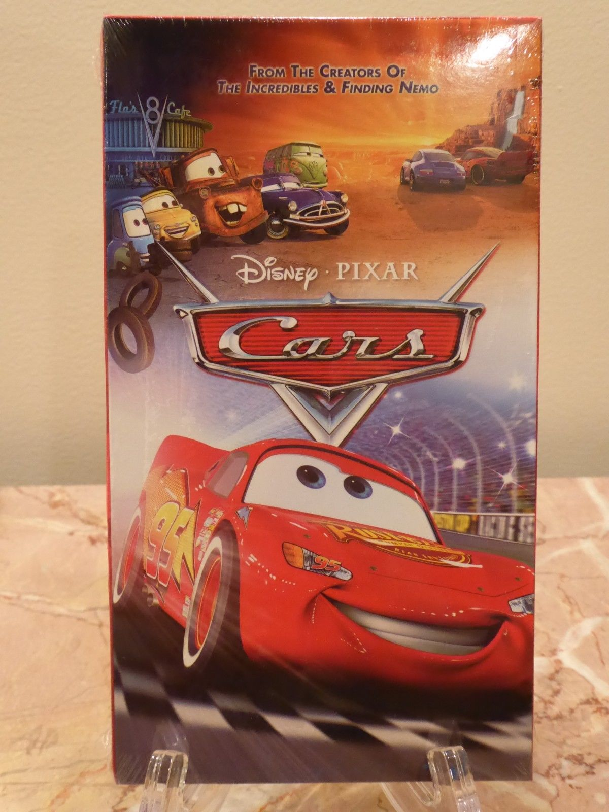 Cars 2006 DVD/Gallery