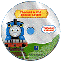 Thomas and the Special Letter (Take Along DVD)