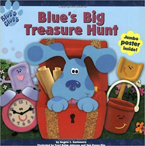 Blue's Big Treasure Hunt/Gallery