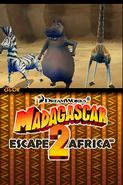 Madagascar Escape 2 Africa DS 91