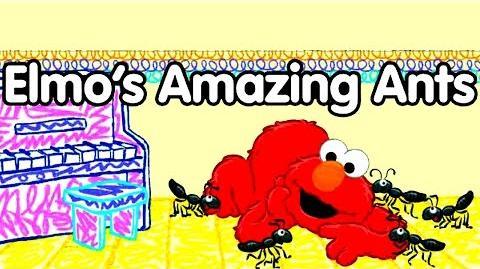 Elmo's Amazing Ants - Online Version