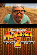 Madagascar Escape 2 Africa DS 22