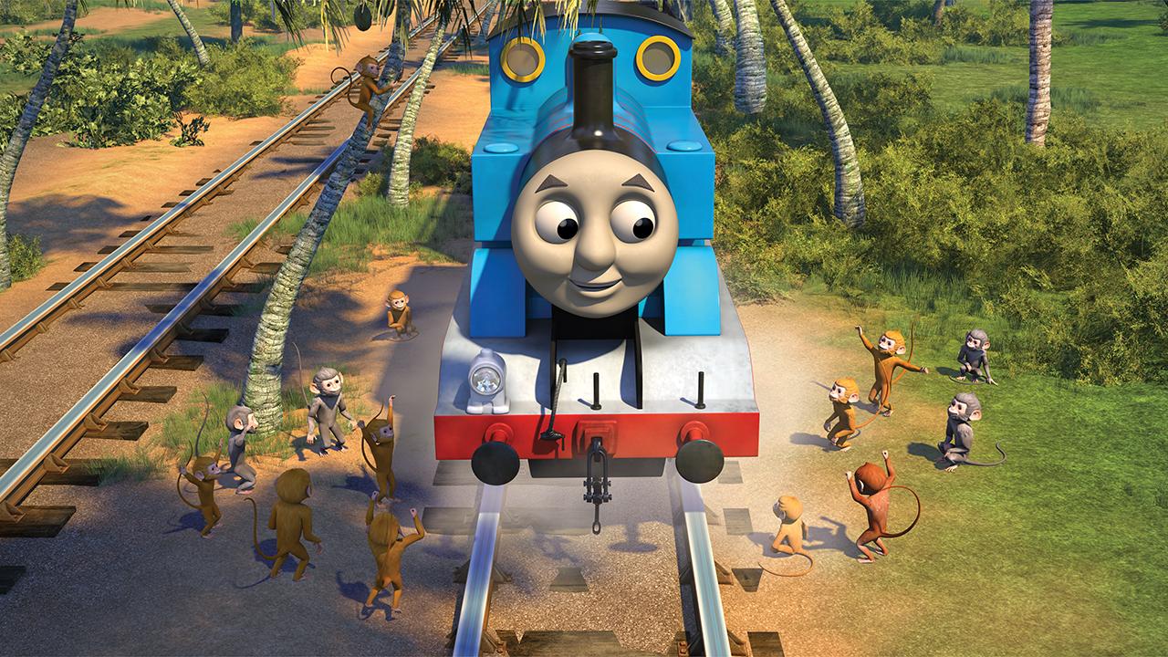 Thomas and the Monkey Palace