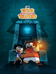 250px-Victor and Valentino poster.png