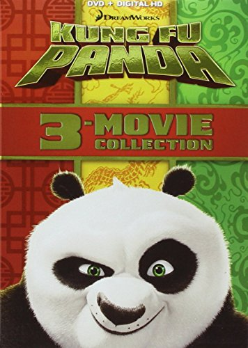 Kung Fu Panda 3 Movie Collection