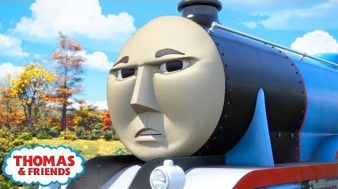 Gordon Gets The Giggles Life Lessons Thomas & Friends UK Videos for Kids