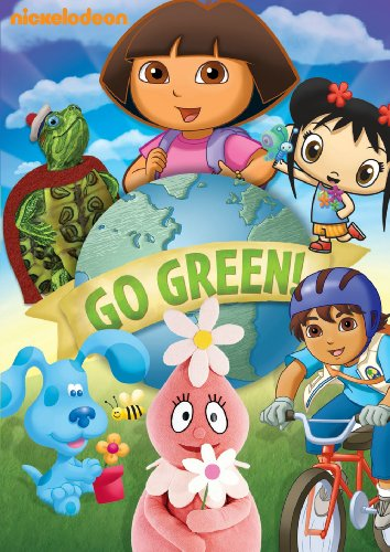 Nickelodeon Favorites: Go Green! (2010) (Videos)