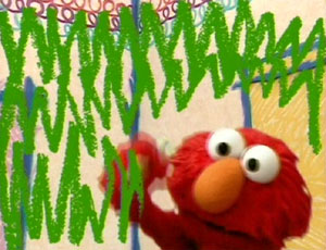 Elmo's World: Drawing