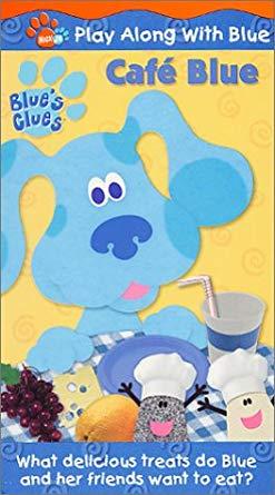 Blue's Clues: Cafe Blue (2001) (Videos)