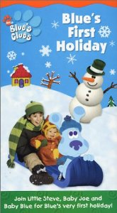 Blue's Clues: Blue's First Holiday (2003) (Videos)