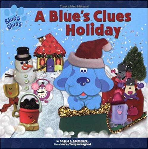 A Blue's Clues Holiday/Gallery