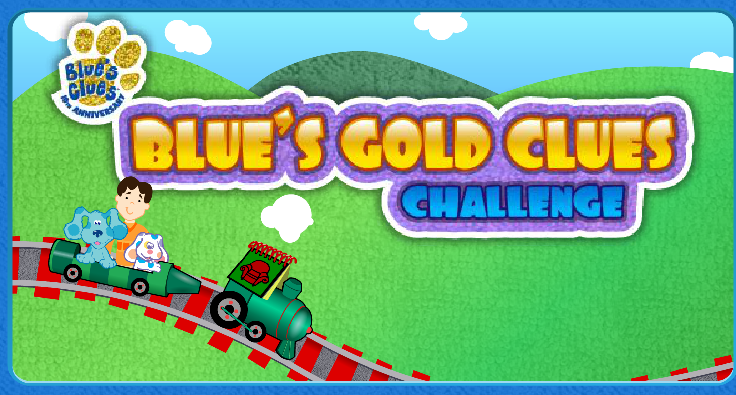 Blue's Gold Clue Challenge/Gallery