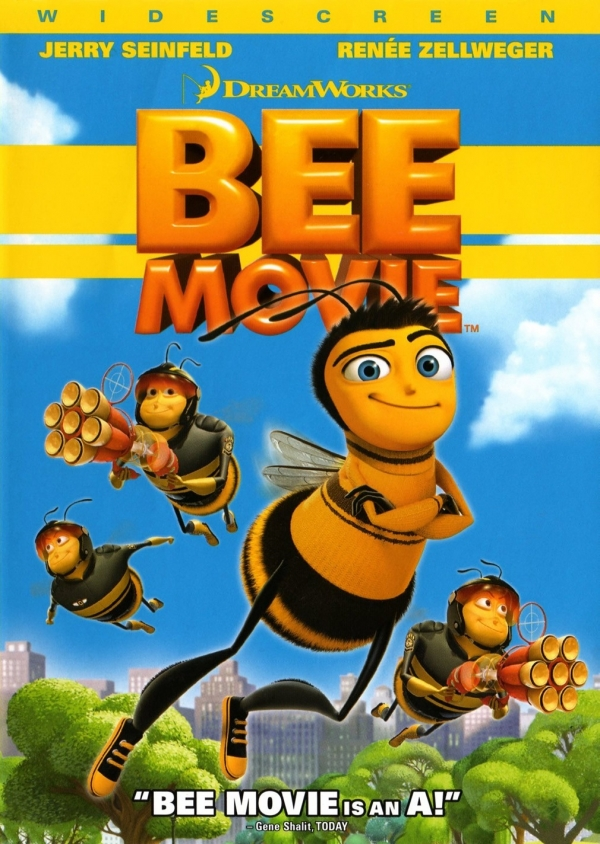 Bee Movie 2008 DVD/Gallery