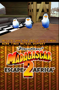 Madagascar Escape 2 Africa DS 200