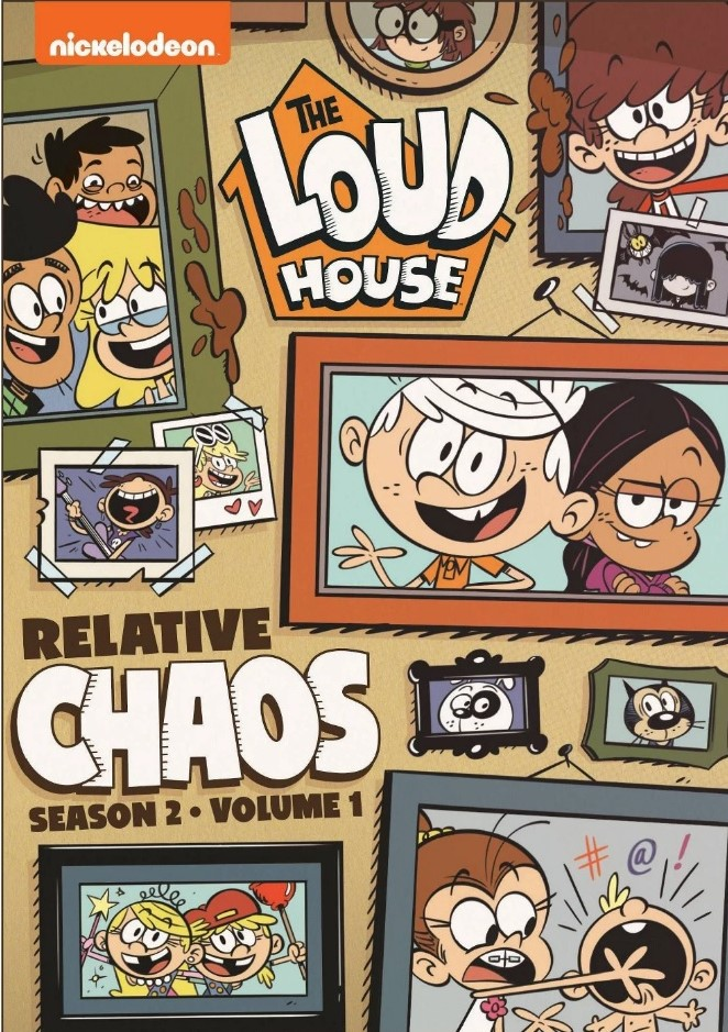 The Loud House: Relative Chaos