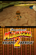 Madagascar Escape 2 Africa DS 100