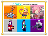 Crazy Characters/My Little Pony