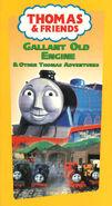 GallantOldEngineandOtherThomasAdventures2001VHScover