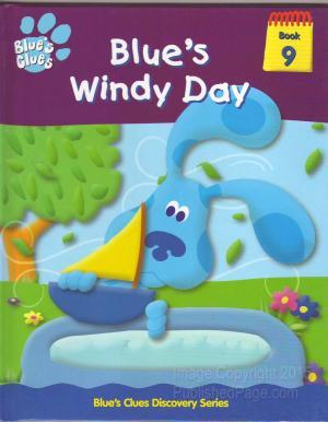 Blue's Windy Day/Gallery